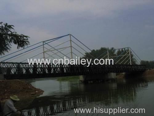 Structural Bailey Steel bridge