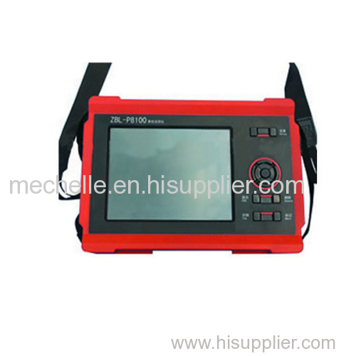 ZBL-P8100 New design Foundation Pile Dynamic detector