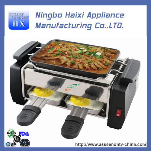 function durable omelette electric bbq grill
