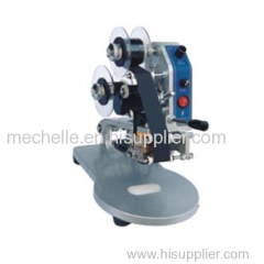 DY-8 Thermal Transfer Expiry Date Code Printer