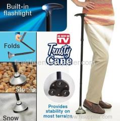 newest folding cane with LED