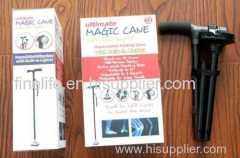 folding cane with LED