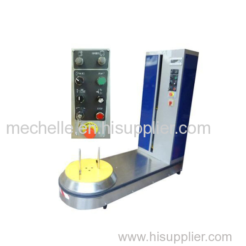 Airport belongings wrapping machine LP600F-L