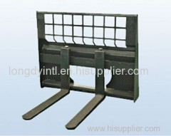 C10/C15 Pallet Fork, Compact Skid Steering Loader Attachment