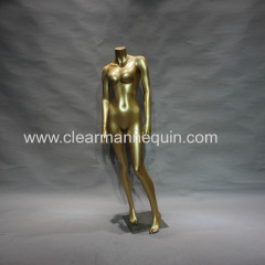 Colorfull female mannequin for sale