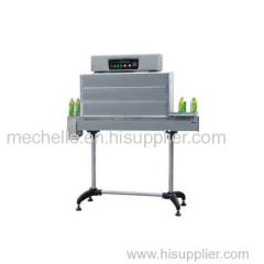 Cap Seal Shrink Tunnel BSS-1538B shrink packing machine for bottle cap