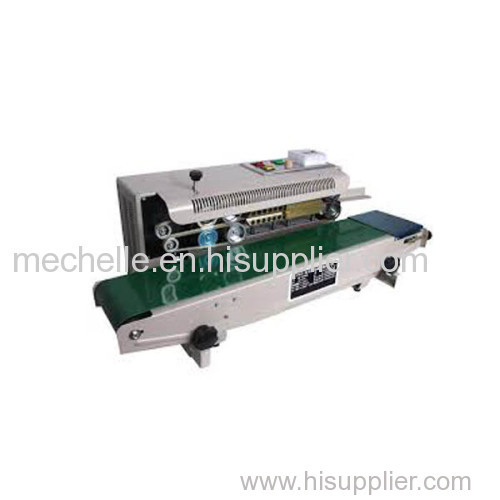 ink Continuous heating sealer