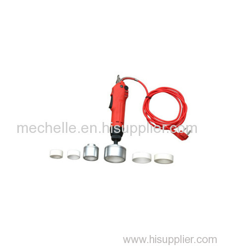 SG-1550 Hand held water bottle round cap sealing machine