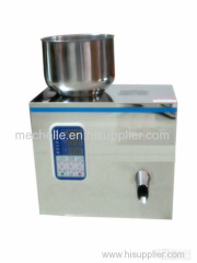 Tea quantitative filling machine