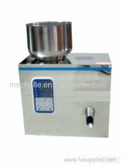 Tea quantitative filling machine