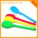 Eco friendly silicone ladle spoon