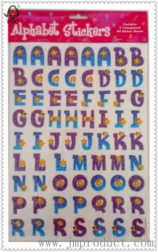cute alphabet stickers for kids
