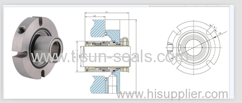 special mechanical seal for pump