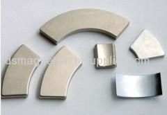 35H Permenant magnet Neodymium Iron Boron Nickle Coating
