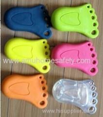 baby foot door stopper