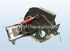 Disk Type Trencher, Compact Skid Steering Loader Attachment