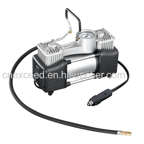 12V Portable Car Tire Inflator pump vehicle tire air inflating pump4