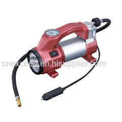 vehicle tire air inflating pump11