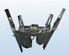Tree Spade, Compact Skid Steering Loader Attachment