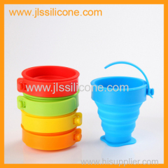 foldable silicone coffee cups