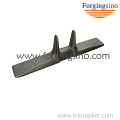 forging metal/iron core/bar for rubber tracks