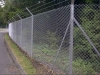 2.5M Height Chain Link Fence with accessories
