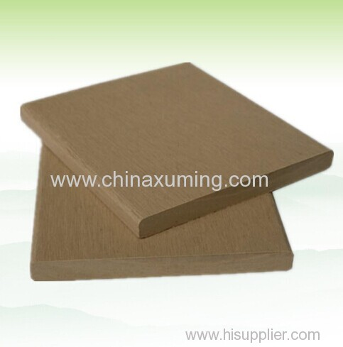 90*8mm Wood Plastic Composite Decking/WPC flooring