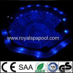 Coloful USA acrylic Hot Tub portable whirlpool