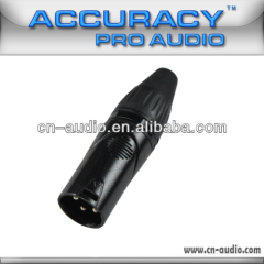 Professional 3 pin New XLR Male Audio and Video Connector XLR188