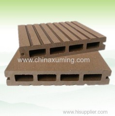 High Quality WPC Outdoor Flooring with Thin Tooth Surface