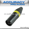 Professional 3 pin XLR Male Audio and Video Connector XLR188Y