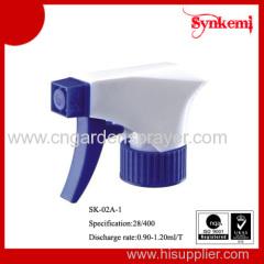 New design 28/400 pp trigger sprayer head