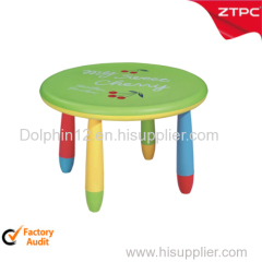 plastic kids table ZTT-326