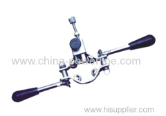 Multiple function cable layer strippers