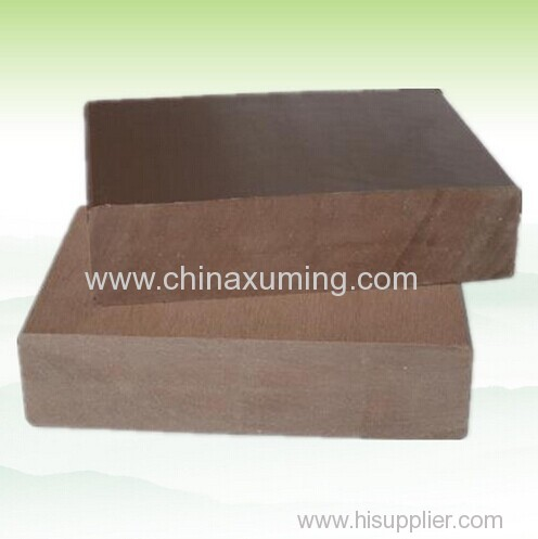 140*25mm Wood Plastic Outdoot Solid Decking
