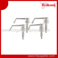 28/400 long nozzle lotion pump