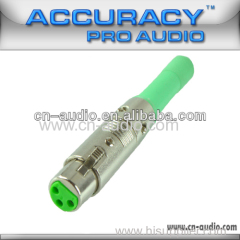 Professional New Audio and Video 3 Pin Connector XLR191