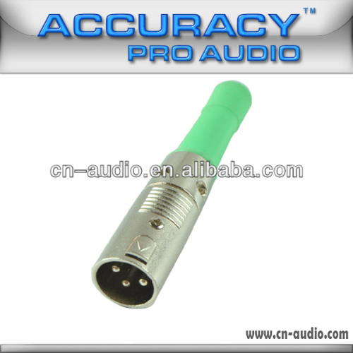 Professional New Audio and Video Male 3 Pin Connector XLR192