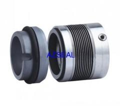 Replace Burgmann MFL85N Metal Below Mechanical Seals