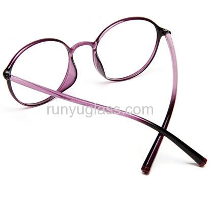 TR90 Material Eyeglasses Frame Ultrathin Full-Rim Glasses ...