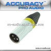 professional 3 pin XLR male Connector XLR194Y