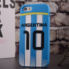 Promotional world cup souvenir custom silicone phone case