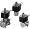 ASCO RedHat Solenoid Valves Electronically Enhanced 2-way 8030 Series Direct Acting Low Pressure - 3/4""