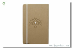Trendy Soft Cover Keepsake Journal Book With Elastic
