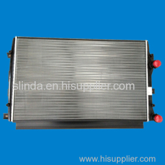 Auto Aluminum Radiator for VW NMS New Passat, Superb