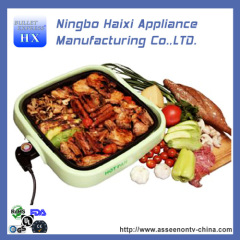 hot plate frying pan