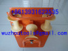 Steel Buried Cable Roller Cable Turtle Cable Roller For Well Head