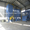 Resin sand reclaiming and molding line resin sand production line