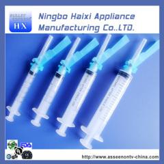 BEST medical plastic Luer Lock Syringe