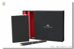 custom business journal set for gift